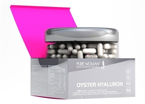 Pure Woman Oyster Hyaluron - 120 Kapseln - Pure Woman®