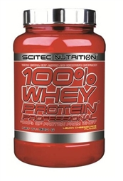 Scitec 100% Whey Protein Professional 920g - Scitec Nutrition