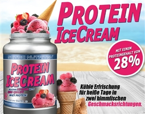 Scitec Nutrition Protein Ice Cream 28% Eiweiß - Scitec Nutrition