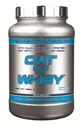 OAT'N WHEY - HaferGainer - 1380 g Dose - Scitec Nutrition®