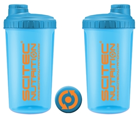 Protein-Shaker - Neon Blue - Scitec Nutrition® - Scitec Nutrition®