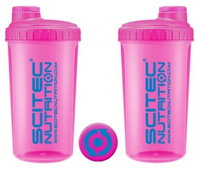 Protein-Shaker - Neon Pink - Scitec Nutrition® - Scitec Nutrition®