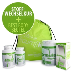 Stoffwechselkur Produkte von Best Body Nutrition - Best Body Nutrition®