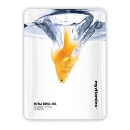 Total Krill Oil - 90 Caps - myvitamins™
