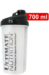 Protein-Shaker - Ultimate Nutrition - 700 ml - Ultimate Nutrition®