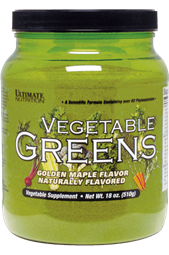 Vegetable Greens - 510 g Dose - Ultimate Nutrition®