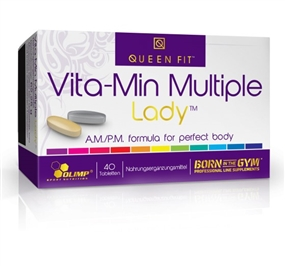 OLIMP Vita-Min Multiple Lady 40 Caps - Olimp