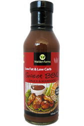 Walden Farms BBQ Sauce Sweet - 340 g - Walden Farms