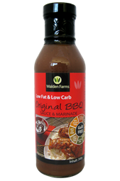 Walden Farms BBQ Sauce Original - 340 g - Walden Farms