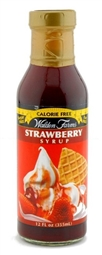 Walden Farms Erdbeer Syrup - LowCarb - 355 ml - Walden Farms