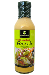Walden Farms French Dressing - LowCarb - 355 ml - Walden Farms