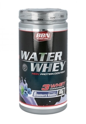 BBN - Water Whey Protein - 500g Heidelbeer-Vanille - Best Body Nutrition®
