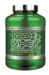 Scitec 100% Whey Isolate 2000 g - Scitec Nutrition®