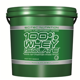 Scitec 100% Whey Isolate 4000 g Dose - Scitec Nutrition®
