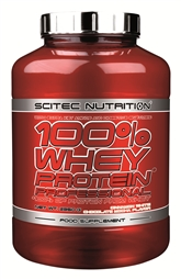 SCITEC 100% Whey Protein Professional 2350g - Scitec Nutrition®