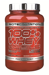 SCITEC Whey Protein Professional LS - 920 g Dose - Scitec Nutrition®